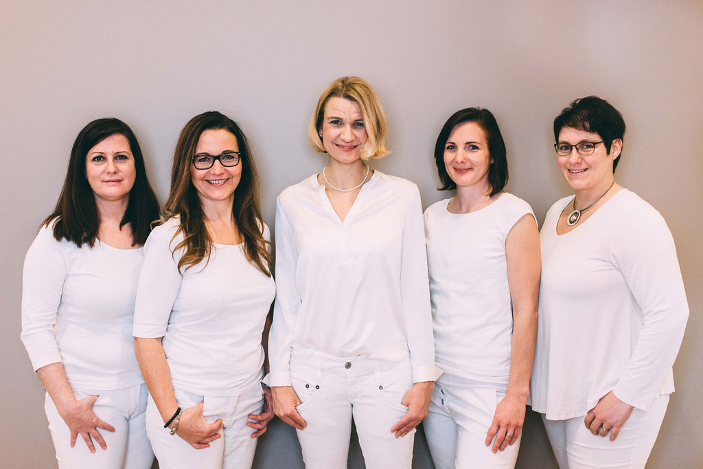 Dr. Stefanie Grüneklee –Das Team