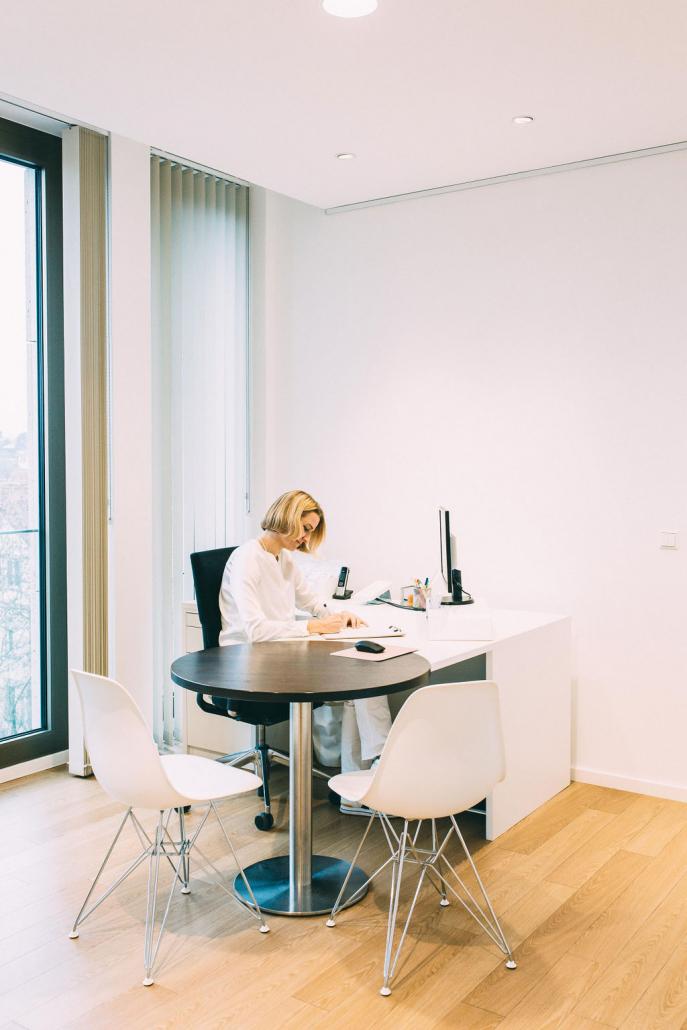Dr. Stefanie Grüneklee –Praxis Büro